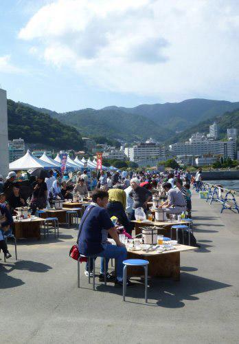 第6回熱海おさかなフェスティバル